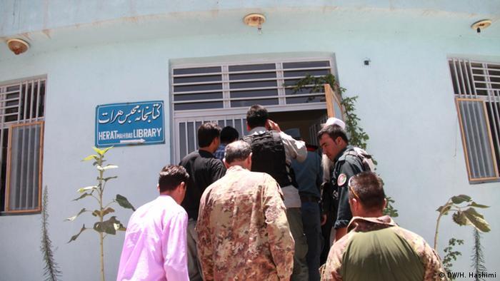 Afghanistan - Gefängnis in Herat