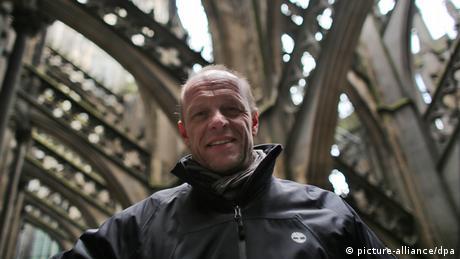 Der neue Dombaumeister, Michael Hauck  Foto: pixel