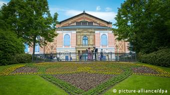 Bayreuth Festspielhaus, Foto: dpa