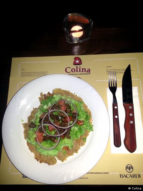 Restaurant Colina in Köln