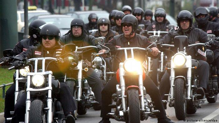Hells Angels (Foto: picture-alliance/dpa)