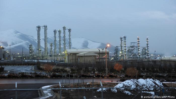 Nuklearna elektrana u Iranu