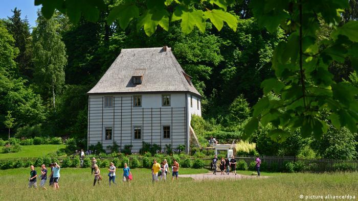 Садовый домик Гете