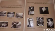 Albanien Erinnerungskultur 2013