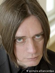 A headshot of Blixa Bargeld Photo: Soeren Stache +++(c) dpa - Report+++