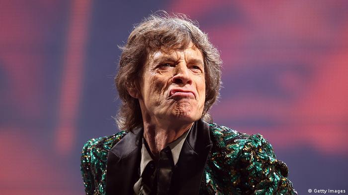 Mick Jagger HUT Ke-75 dan Kemapanan The Rolling Stones | Semua konten media  | DW | 26.07.2018