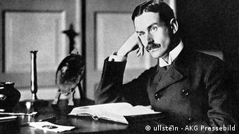 Deutschland Literatur Geschichte Thomas Mann um 1905