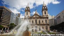 Candelaria Kirche Rio de Janeiro (picture alliance/Robert Harding)