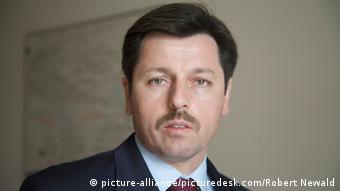 والتر پوش، کارشناس بنیاد علم و سیاست در برلین