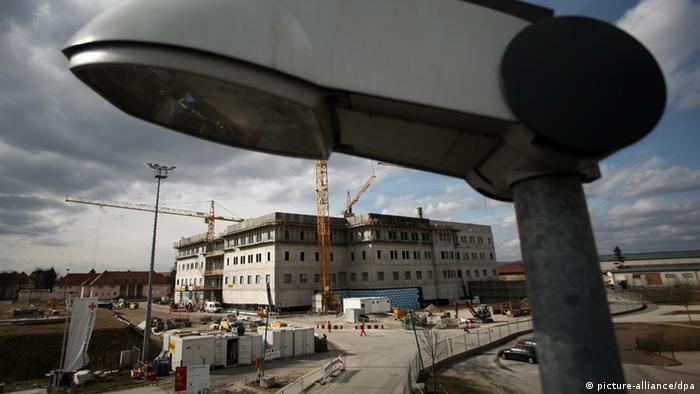 NSA Abhörzentrum Wiesbaden