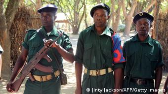 Mosambik Renamo Rebellen 10.04.2013
