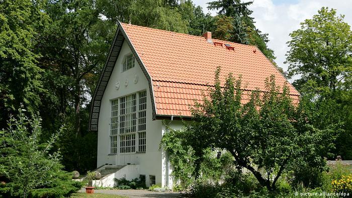 Дом Брехта в Буккове