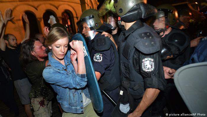 Sofia Proteste