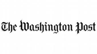 Nembo ya gazeti mashuhuri la Marelani la Washington Post.