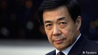 Ex-Politbüromitglied Bo Xilai (Foto: Reuters)
