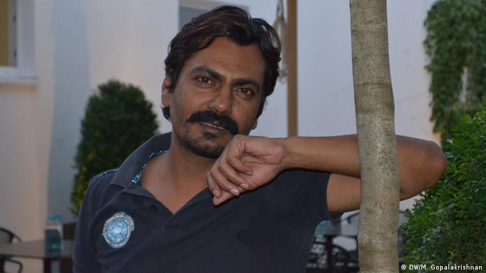 Nawazuddin Siddiqui (DW/M. Gopalakrishnan)
