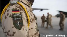 Bundeswehr Camp Marmal Masar-i-Scharif Afghanistan Abzug Deutschland Transportmaschine ISAF Truppe
