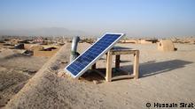 Solarkollektor Afghanistan Solar Solarzelle alternative Energie