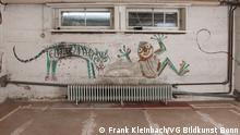 Neu entdeckte Wandmalerei Museum Haus Dix