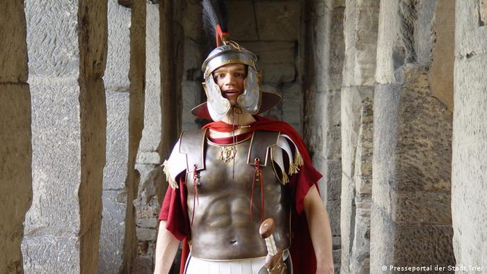 Древние римляне были и в Трире