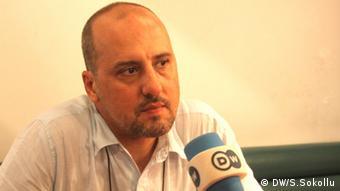 Ahmet Sik (Foto: DW/Sokollu)