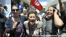 Tunesien Attentat Mohamed Brahmi