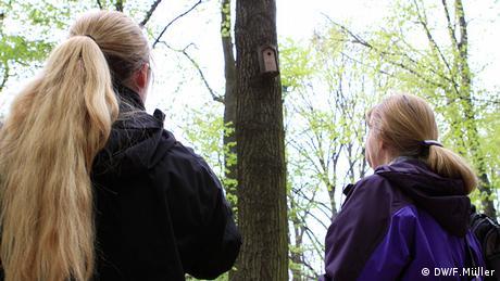 Jana Sucker Projekt Einer für alle - Ehrenamt in Deutschland. *** Bild Frederike Müller, DW Juli 2013