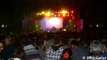 Die Musiker aus PALOP in Festival der Weltmusik in Portugal *** Wer hat das Bild gemacht/Fotograf?:Joao Carlos Wann wurde das Bild gemacht?: 18.07.2013 Wo wurde das Bild aufgenommen?: Sines, Portugal