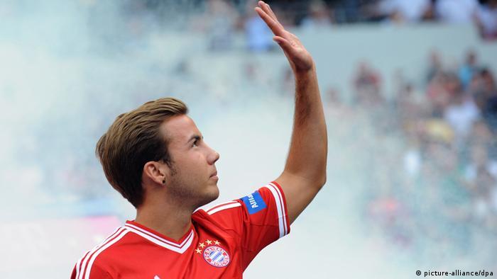 Bildergalerie Vorschau Bundesliga 2013 2014 (picture-alliance/dpa)
