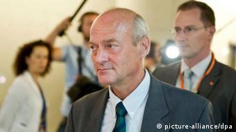 گرهارد شیندلر، رئیس سازمان اطلاعات فدرال آلمان