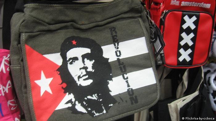 Che Guevara Konterfei auf Tasche (Flickr/sa-by-ccboca)