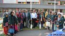 Pakistanische Studenten Besuch Uni Bonn