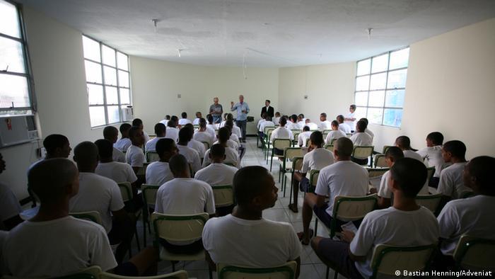 Jugendgefängnis Rio