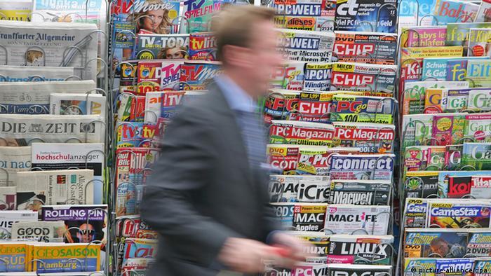 Zeitschriftenmarkt in Deutschland