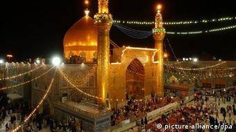 Imam-Ali-Schrein in Nadschaf
