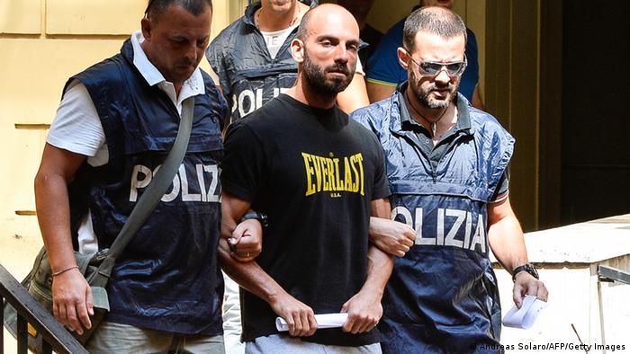 Uhićenje mafijaša u Italiji