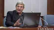 Alexander Kiossev Kulturwissenschaftler Bulgarien