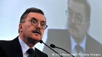 Ο γερμανός οικονομολόγος Γ. Σταρκ