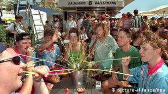 Bildergalerie Die wichtigsten Party-Ferienorte der Deutschen Ballermann