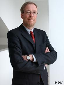 Hendrik Zörner (photo: DJV)