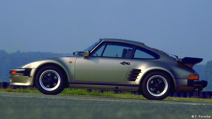 Porsche 911 Turbo 2013