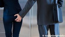 Symbolbild Intimitäten am Arbeitsplatz