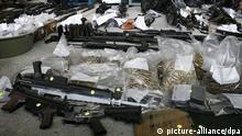 Symbolbild Brasilien Waffenhandel