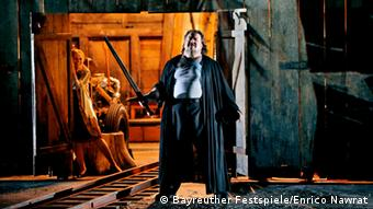 Johan Botha in The Vallkyrie Photo: Bayreuth Festival / Enrico Nawrath.