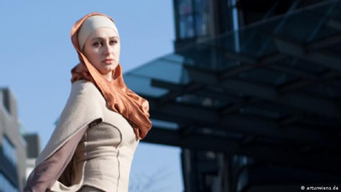 Bildergalerie Mode für Musliminnen