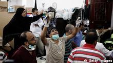 Ägypten Kairo Massaker Opfer Mursi Anhänger 27.07.2013