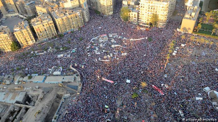 Na trgu Tahrir se okupljaju protivnici Muhameda Mursija