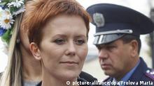 Anna Hutsol - Gründerin und Leiterin von Femen