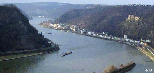 رودخانه راین