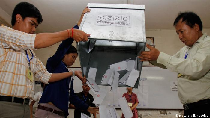 Cambodia election board confirms ruling party win | News ...